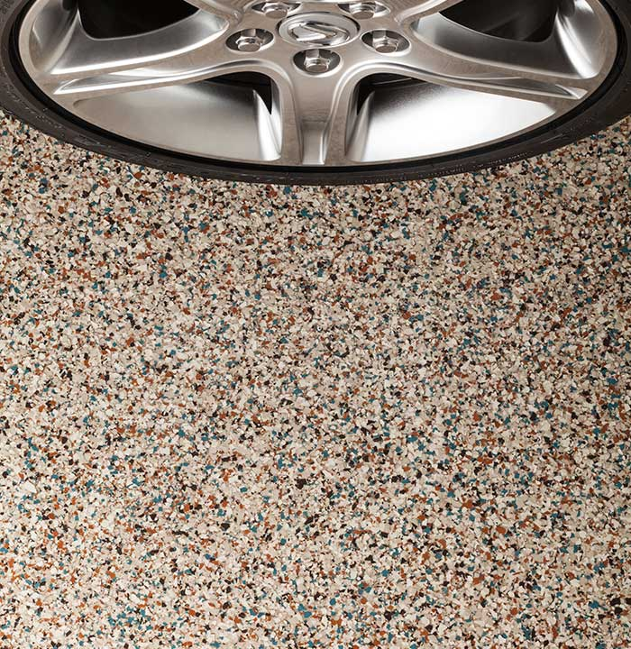 Garage Flooring Systems Garage Floor Coating Solutions