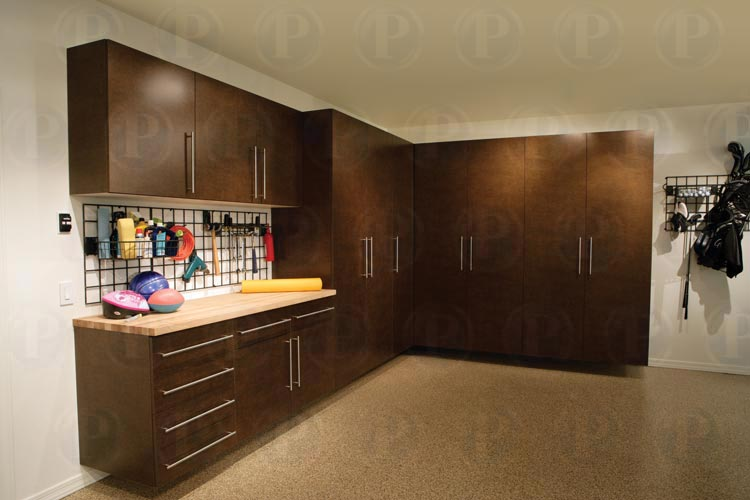 Orange County Garage Floor Coatings Cabinets Storage