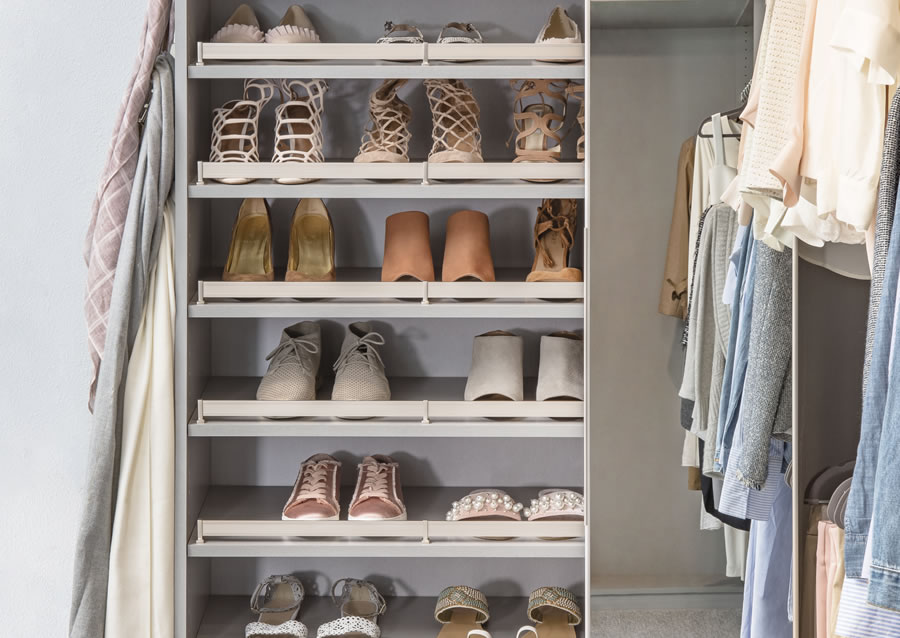 Better Yet, All Closet Organization Systems Are Available In A Wide Range  Of Colors And Finishes. Our Selection Is Sure To Compliment Your Existing  Motif!