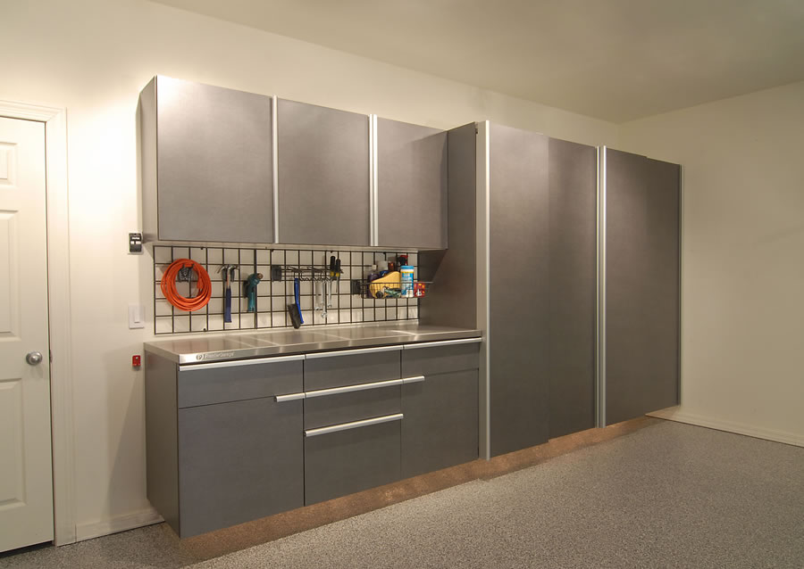 You Can Mix And Match The New Sliding Doors With Our Traditional Garage  Cabinets For The Perfect Arrangement To Meet Your Needs.