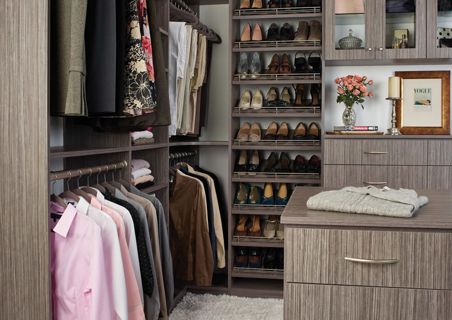 Marvelous MAKE LIFE EASIER WITH CLOSET ORGANIZERS FROM PREMIERGARAGE® POWERED BY  TAILORED LIVING®