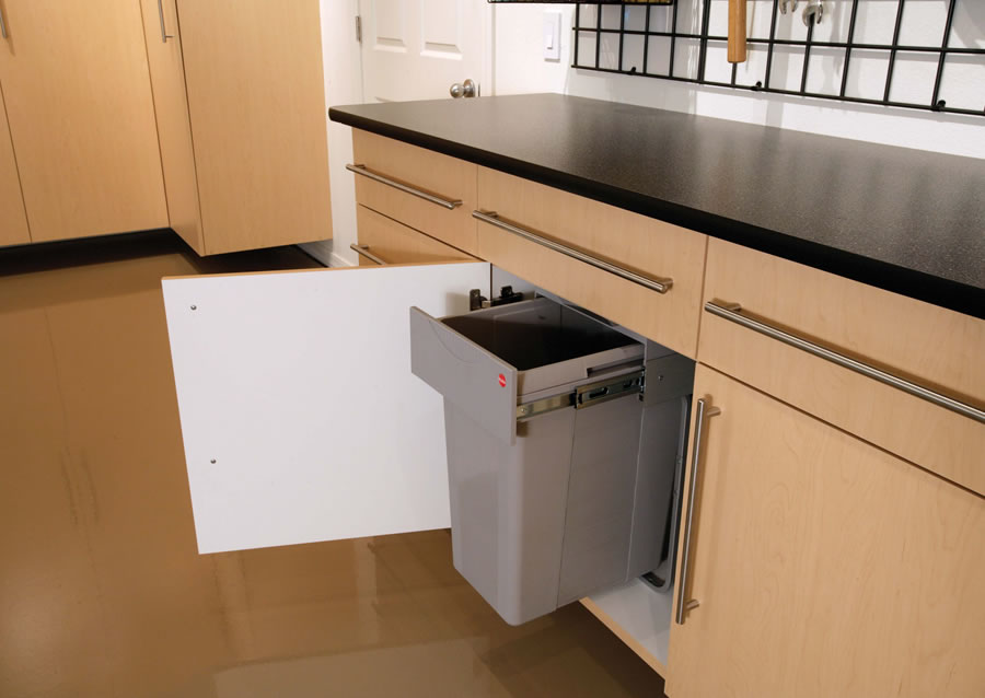Remember all of our maple cabinets are 1  thick  and this is NOT industry  standard  Contact your local PremierGarage  to learn more about the  superior. Maple Wood Garage Cabinet Storage Systems   Home Office Kitchen