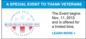 A Special Event to Thank Veterans