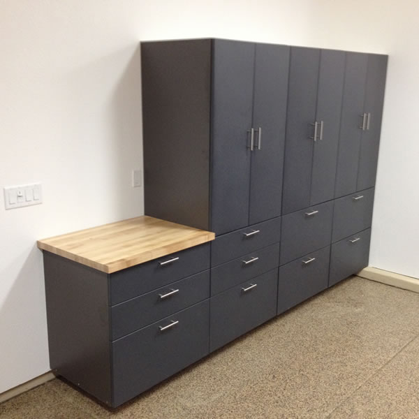 Garage Flooring, Tile, Cabinets, Storage And Organization Systems